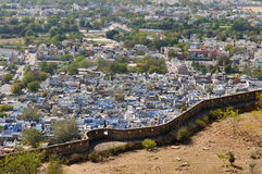 Chittorgarh city Stock Image