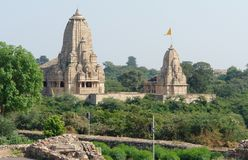 Chittorgarh Fort Stock Photos