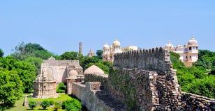 Chittorgarh fort Fotografia Royalty Free