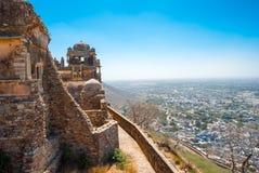 Chittorgarh fort, Zdjęcie Royalty Free