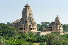 Chittorgarh Fort Stock Image