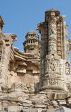 Chittorgarh Fort Stock Photography