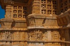 Chittorgarh-Fort, Rajasthan, Indien Lizenzfreies Stockfoto