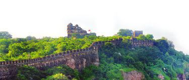 Chittorgarh fort Royalty Free Stock Images