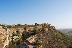Chittorgarhfort, Rajasthan, India Royalty-vrije Stock Foto's