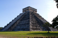 Chitzen Itza_1 Royalty Free Stock Photos