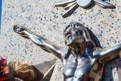 Chiuda fino a Gesù Immagine Stock