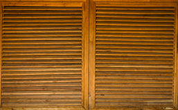 Chiuda la finestra Fotografia Stock