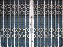 Chiuda la porta Fotografie Stock Libere da Diritti