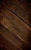 Fondo di legno ricco scuro Fotografie Stock