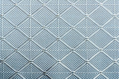 Fondo grigio del tessuto Immagine Stock