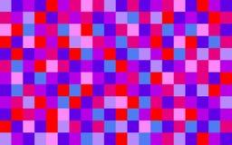 Chiuda su del modello variopinto del pixel del fondo immagine stock libera da diritti
