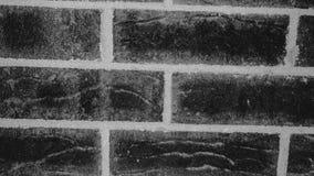 Chiuda su del muro di mattoni Fotografie Stock Libere da Diritti
