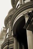 Chiuda in su del particolare del Victorian Immagine Stock