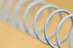 Chiuda su della bobina del metallo Immagine Stock Libera da Diritti