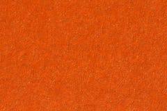 Chiuda su della carta arancio del mestiere per fondo Fotografia Stock Libera da Diritti