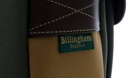 Chiuda su della marca di Billingham Fotografia Stock