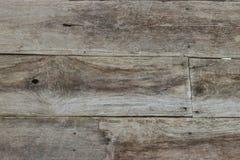 Chiuda su della parete fatta di di legno Fotografia Stock Libera da Diritti