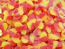 Chiuda in su delle caramelle Immagine Stock