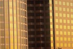 Chiuda in su di alta costruzione di aumento Fotografie Stock Libere da Diritti