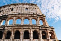 Chiuda su di Colosseum, Roma Fotografie Stock
