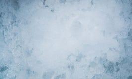 Chiuda su ghiaccio strutturato immagine stock libera da diritti
