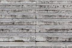 Chiuda su sulle scale del granito Fotografie Stock