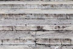 Chiuda su sulle scale del granito Immagini Stock