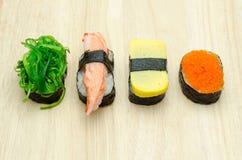 Chiuda sui sushi Fotografia Stock Libera da Diritti
