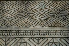 Chiuda sul fondo del modello di arte del cemento Immagine Stock Libera da Diritti