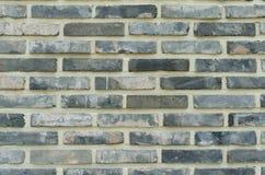 Chiuda sul muro di mattoni Immagine Stock Libera da Diritti