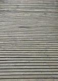 Chiuda sul passaggio pedonale di legno immagini stock