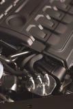Chiuda sull'immagine della struttura interna delle automobili Fotografie Stock Libere da Diritti