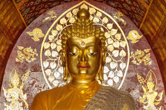 Chiuda sull'immagine di Buddha Immagini Stock