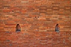 Chiuda sulla parete del portone di Tha Phae in Chiang Mai, Tailandia Immagine Stock Libera da Diritti