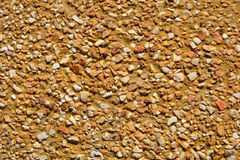 Chiuda sulla priorità bassa della sabbia Immagini Stock Libere da Diritti