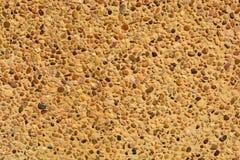 Chiuda sulla priorità bassa della sabbia Fotografia Stock