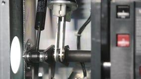 Chiudere l'interruttore di fusibile della rete ad alta tensione durante il sovraccarico Interruttore automatico, fusibile in una  archivi video