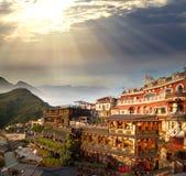 Chiufeng, новое Тайбэй, Тайвань Стоковое фото RF