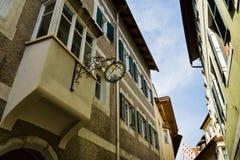 Chiusa, South Tyrol Stock Photos