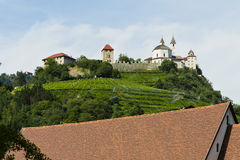 Chiusa, South Tyrol Royalty Free Stock Image