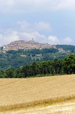 Chiusdino (Tuscany) Royalty Free Stock Images