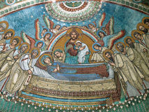 Chiusi - ο Romanesque καθεδρικός ναός του SAN Secondiano Στοκ Εικόνα