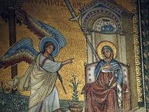Chiusi - den romanska domkyrkan av San Secondiano Royaltyfria Bilder