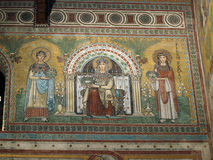 Chiusi - The Romanesque Cathedral  of San Secondiano Royalty Free Stock Photos