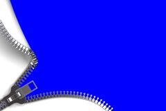 Chiusura lampo Fotografie Stock Libere da Diritti