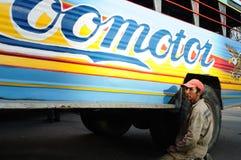 Chiva επισκευή. Κολομβία Στοκ φωτογραφία με δικαίωμα ελεύθερης χρήσης