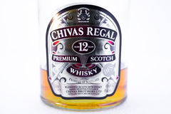 Chivas Regal Royalty Free Stock Images