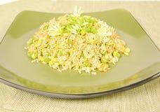 Chive rice Stock Photo