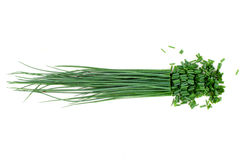 Chives Stock Image